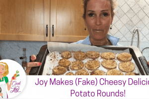 (Fake) Cheesy Potato Rounds
