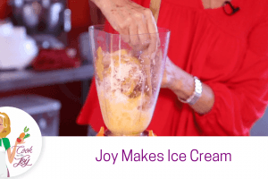 "Joy's Ice ""Cream"""